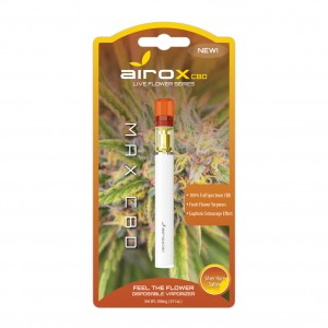 AIRO CBD Disposables - Live Flower Series (10ct Box)