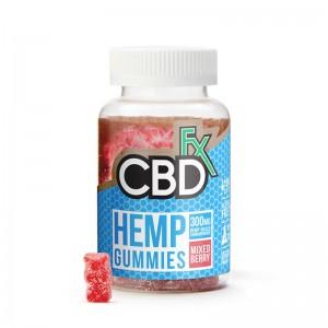 CBDfx Gummy Bears - 300MG