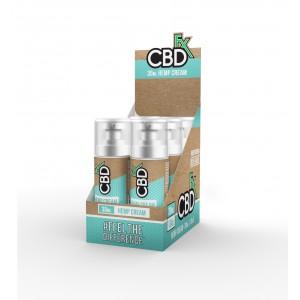 CBDfx CBD Cream 100mg (30ml) – 6ct Box
