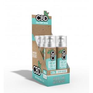CBDfx CBD Cream 150mg (50ml) – 6ct Box